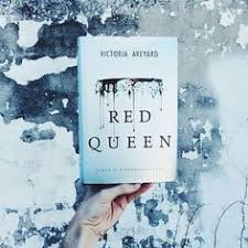red queen book by victória aveyard