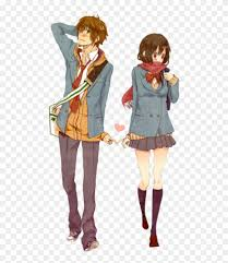 Cute Couple Png Anime Love Couple Transparent Background Cute Anime Shy