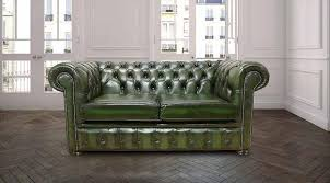 Antique Leather Sofa16