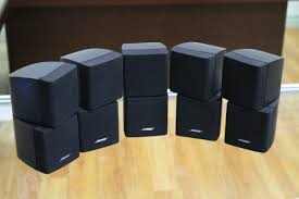bose double cube speakers. bose acoustimass lifestyle double cube speakers (set of 5) \u2013 awesome