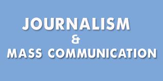 Image result for journalism and mass communications