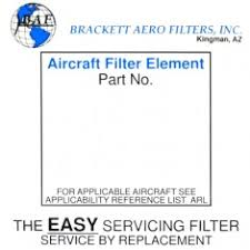 Air Filters Aircraft Engine Consumables