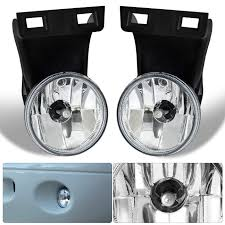 2016 Ram 3500 Fog Light Bulb Rxmotor Ram 99 00 01 02 Fog Light Lamp W O Sport Pkg Pair Chrome