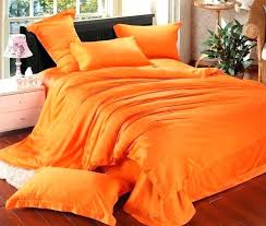 orange comforter sets king size bedspread stylish cal grey and burnt brown