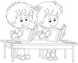 Small Picture 13 Back to School Coloring Pages for Preschool Uncategorized