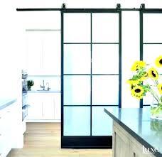 barn door panels barn door panels interior doors with glass iron hot rolled steel frosted painted