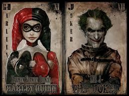 Quotes From Dc Comics Harley And Joker Poems Wattpad