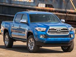2016 Toyota Tacoma Double Cab | Pricing, Ratings & Reviews ...