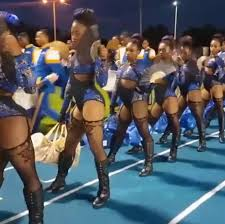 Sexy college dance teams