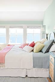 41 Easy Breezy Beach House Decorating Ideas | Bedrooms, House and ...