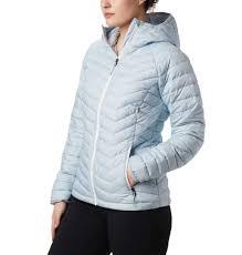 Columbia Omni Heat Light Jacket Womens Columbia Powder Lite Hooded Jacket Omni Heat Cirrus