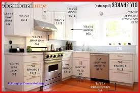 how to install kitchen cabinets best how to put up crown molding concept of of am