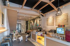 The Barkbershop Pet Grooming Studio u0026 Cafe by Evonil Architecture Jakarta  u2013 Indonesia
