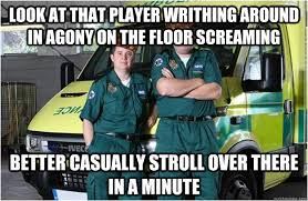 Scumbag Sports Paramedic memes | quickmeme via Relatably.com