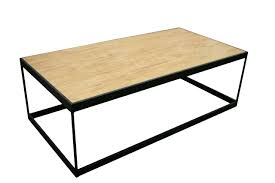 picture of slab coffee table