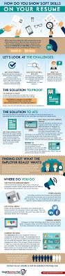 Soft Skills Resume Infographic How Do You Show Soft Skills On Your Resume 70