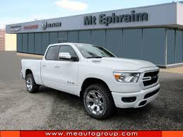 NEW 2019 RAM 1500 BIG HORN / LONE STAR QUAD CAB® 4X4 6'4 BOX