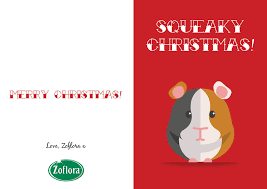 Printable Christmas Cards Bark Time