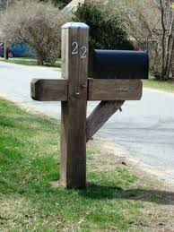 heavy duty mailbox. Plain Duty Yankee Style HeavyDuty Mailbox Post  Lynchpin Design Company Home  Accents  Full Packages Available For New Construction In Heavy Duty