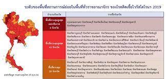 ศบค. ประกาศ ยกระดับ 6 จังหวัดพื้นที่ควบคุมสูงสุดเข้มงวด 1 พ.ค.  งดกินข้าวในร้าน - ThaiPublica