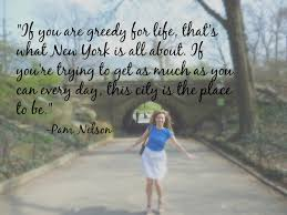9 Favorite Quotes About New York City New York Cliché