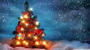 Christmas tree wallpaper ...