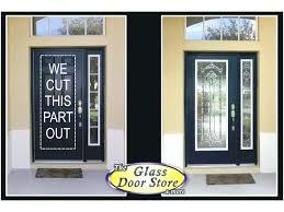 front door glass panels replacement front doors glass panels a fresh front doors glass front door