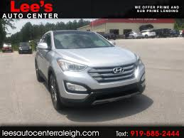 2013 Hyundai Santa Fe Abs And Tcs Lights Are On Used 2013 Hyundai Santa Fe Sport Carfax 1 Owner For Sale In