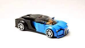 Lego moc #n2brick lego moc 2018 bugatti veyron progettazione e rendering di un modello custom rappresentante una bugatti. Bugatti Chiron Lego Cars Bugatti Chiron Lego