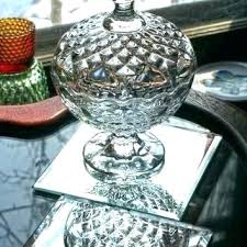 glass candy dishes with lids glass candy dish with lid crystal candy dish lead crystal vintage