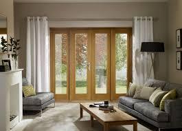 glass door designs for living room