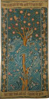 the wood tapestry william morris tapestries