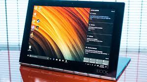 lenovo yoga book review a digital canvas with a vanishing keyboard