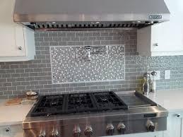 Mosaic Kitchen Backsplash Kitchens Backsplash Glass 2x4 Mosaic With 5 8x5 8 Mosaic