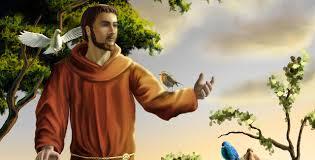 Znalezione obrazy dla zapytania św. franciszek