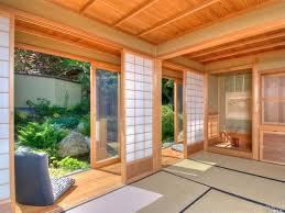 Tropical Master Bedroom with Shoji Sliding Door Kit Room Divider, Tatami  mat, Shoji screen
