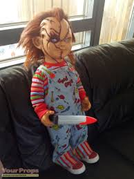 life size chucky doll seed of chucky lifesize chucky replica movie prop