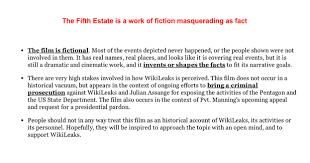 Movie Script Example Wikileaks Wikileaked The Wikileaks Movie Script The Atlantic