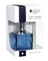 Lampe Berger Blue Cube Gift Set 113693