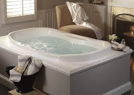 aquatic estate collection universal oval whirlpool tub