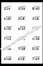 Division / FREE Printable Worksheets – WorksheetfunDivision Worksheets – 3 Worksheets