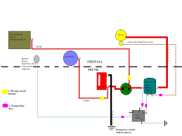 battery disconnect switch wiring diagram battery disconnect switch svtperformance com im currently working on a battery relocation a kill switch using wiring diagram