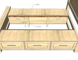diy queen platform bed with storage platform bed with storage pictures also enchanting plans queen