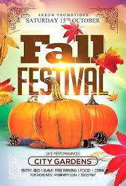 Fall Festival Flyers Template Free Fall Festival Flyer Templates Free Best Business Template Harvest