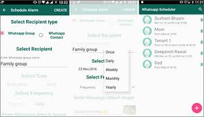 Group Scheduler How To Schedule Whatsapp Messages On Android And Iphone 2019