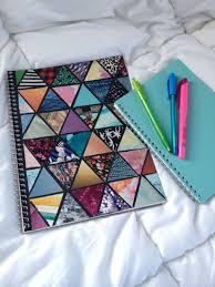 Diy Book Cover Design Diy Spiral Notebook Diy School Supplies Tumblr Notebook