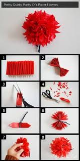 Making Flower Using Crepe Paper How To Make Crepe Paper Flowers In Case Of The Doldrums Paper