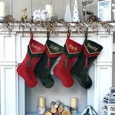 red velvet christmas stockings. Plain Red Burgundy Olive Green Velvet Stocking Witth V Cuff U0026 Tassel To Red Christmas Stockings A