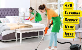 470 Cleaning Service Name Ideas Not Taken Worth Start