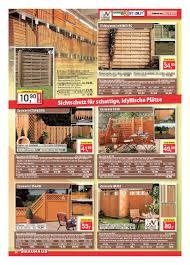 Sichtschutz Holz Bauhaus
